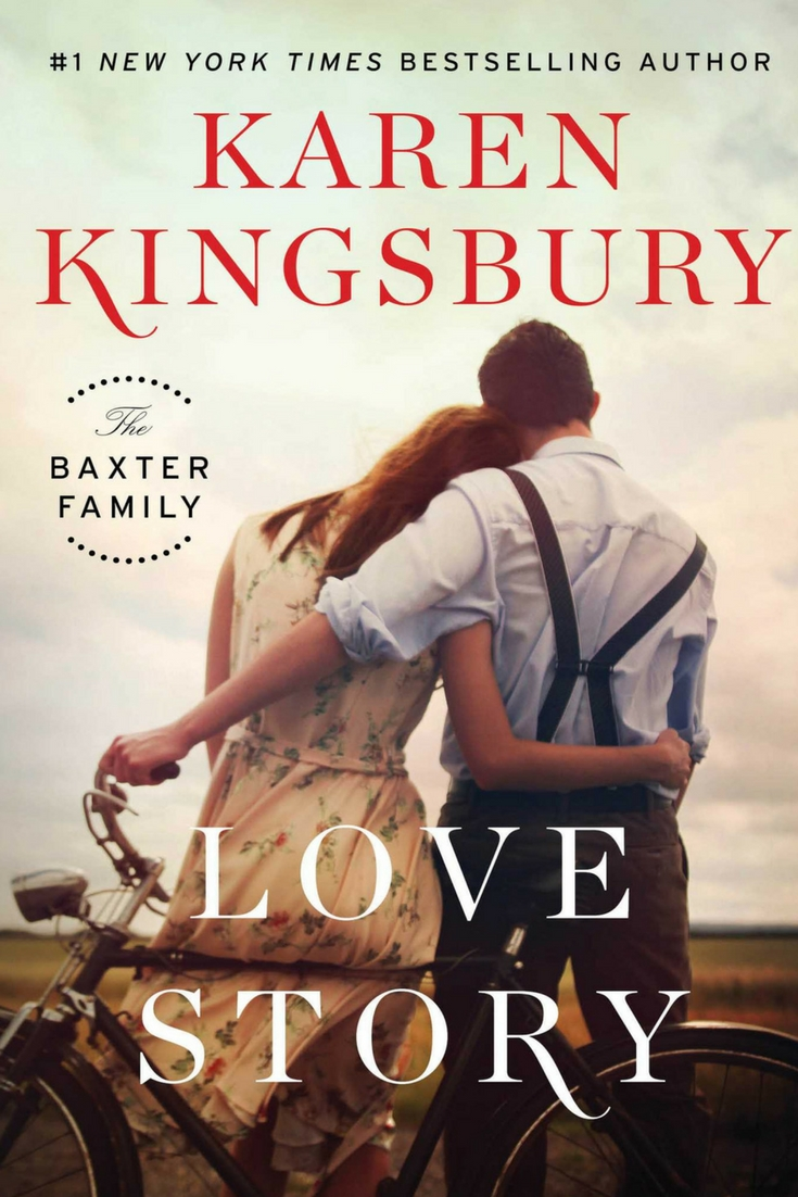 Book Cover About Love : Love story by karen kingsbury book review kirsten jonora